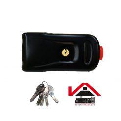 قفل برقی 5ستاره کلید کامپیوتری