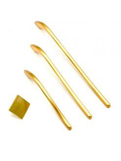 دستگیره کابینت بورتی مدل KD 41 طلایی