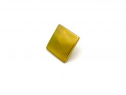 دستگیره کابینت تک پیچ بورتی مدل KD 10 طلایی pvd